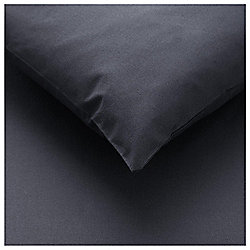 Kingsize Fitted Sheet - Black
