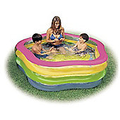 Intex Wetset Summer Colours Swim Centre 73 X 71 Pool