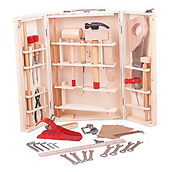 Bigjigs Toys Junior Tool Box
