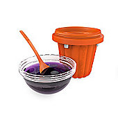 Chill Factor Squeeze 'n Flip Jelly Maker - Orange