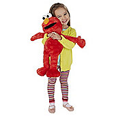 The Furchester Hotel Elmo Jumbo Soft Toy.