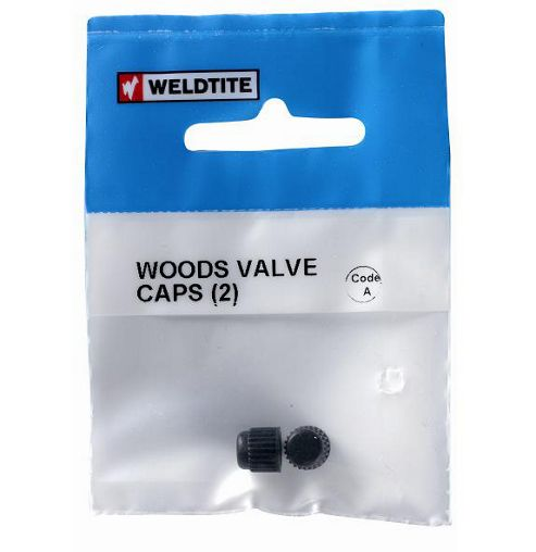 Bike Bits Woods Valve Caps (2)