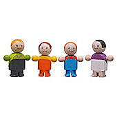Plan Toys Casual Familly Wooden Toy