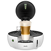 NESCAFE Dolce Gusto KP350140 Drop Coffee Machine by Krups, White