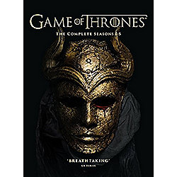Game Of Thrones Season 1-5 DVD