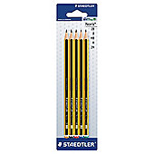 STAEDTLER NORIS PENCILS ASSORT 5 PK