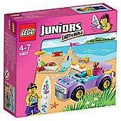 LEGO Juniors Beach Trip 10677