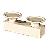 Alterton Furniture Double Candle Holder (Set of 2)