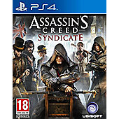 Assassins Creed Syndicate The Rooks Edition PS4