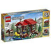 LEGO Creator Lodge 31048