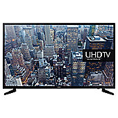 Samsung UE55JU6000 55 Inch Smart WiFi Built In Ultra HD 4k LED TV with Freeview HD