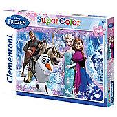 Disney Frozen 104-Piece Olaf Jigsaw Puzzle