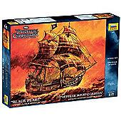 Pirates Of The Caribbean - The Black Pearl - 1:72 Scale - Model Kit - Zvezda
