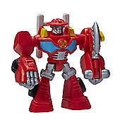 Playskool Heroes Transformers Rescue Bots Heatwave the Fire Bot Figure