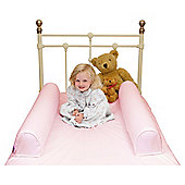 Dream Tubes Microfibre Single Bed Complete Set, Pink