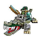 Lego Legends of Chima Crocodile Legend Beast - 70126