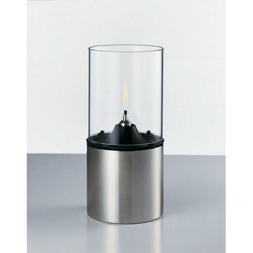 Stelton Classic Oil Lamp - Clear Glass