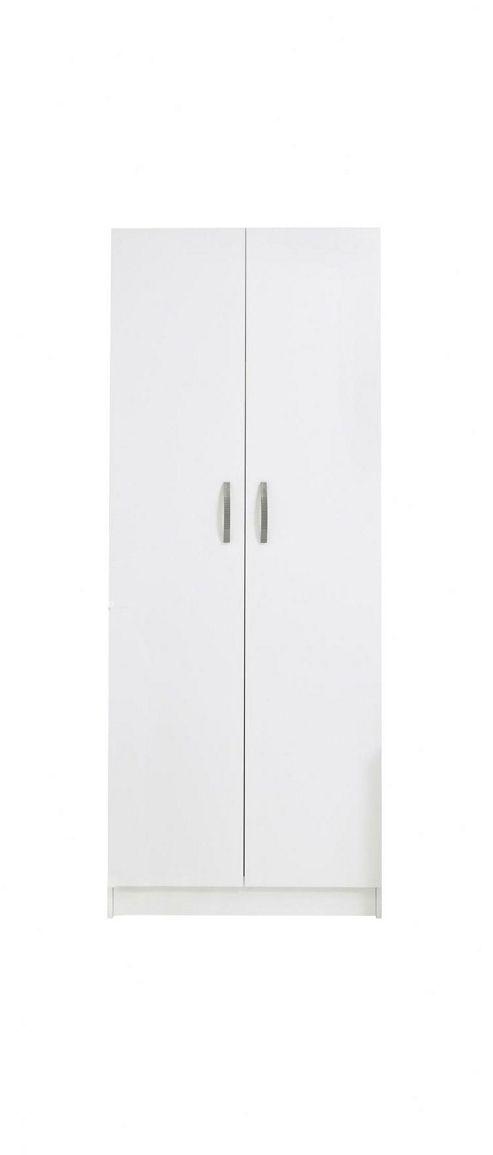 Ideal Furniture Budapest Robe - White