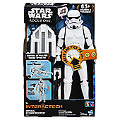 Star Wars Rogue One Interactech Imperial Stormtrooper Figure