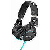 Sony MDR-V55 DJ Stereo Headphones - Blue
