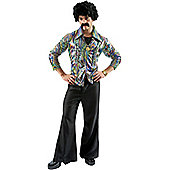 Men's Disco Costume Standard