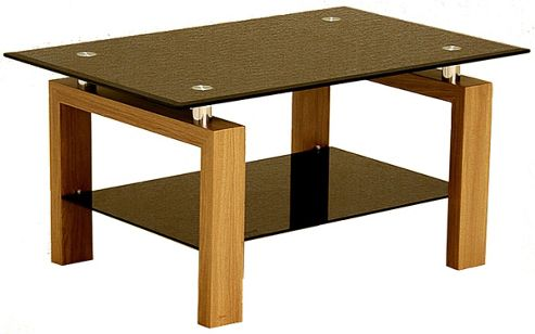Buy adina black coffee table from our coffee tables range for Buy black coffee table