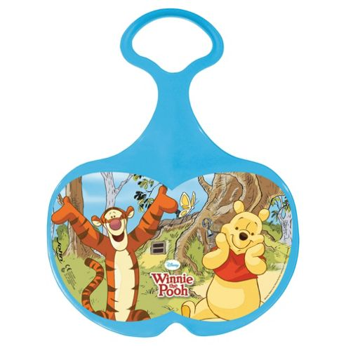 Winnie The Pooh Snow Sledge