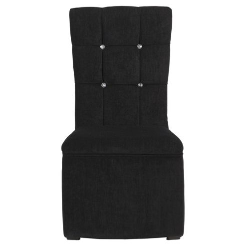 Seetall Sparkle Chair, Black