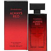 Elizabeth Arden Always Red Eau de Toilette (EDT) 30ml Spray For Women