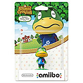 amiibo Animal Crossing Kapp'n Wii U