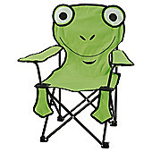 Tesco Kids' Camping Chair, Frog