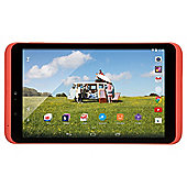 "hudl2 8.3"" 16GB Wi-Fi Tablet - Rocket Red"