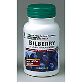 Bilberry 50mg / 25% Anthocyanosides
