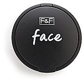F&F Pressed powder - Translucent