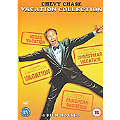 Chevy Chase Vacation Collection (DVD Boxset)