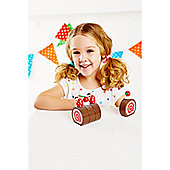ELC Wooden Swiss Roll