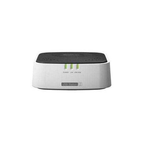 Synology USB Station 2 NAS Enclosure (Maximum External Capacity: 6TB)