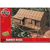 Airfix A06382 Bamboo House 1:32 Model Kit Buildings