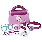 Doc McStuffins Eye Doctor Bag Playset