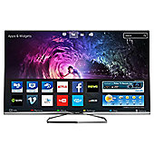 Philips 55PFT6309 55 Inch Ambilight 3D Smart WiFi Built In Full HD 1080p LED TV with Freeview HD