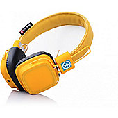 Outdoor Tech Privates Touch Control Wireless Headphones Mustard