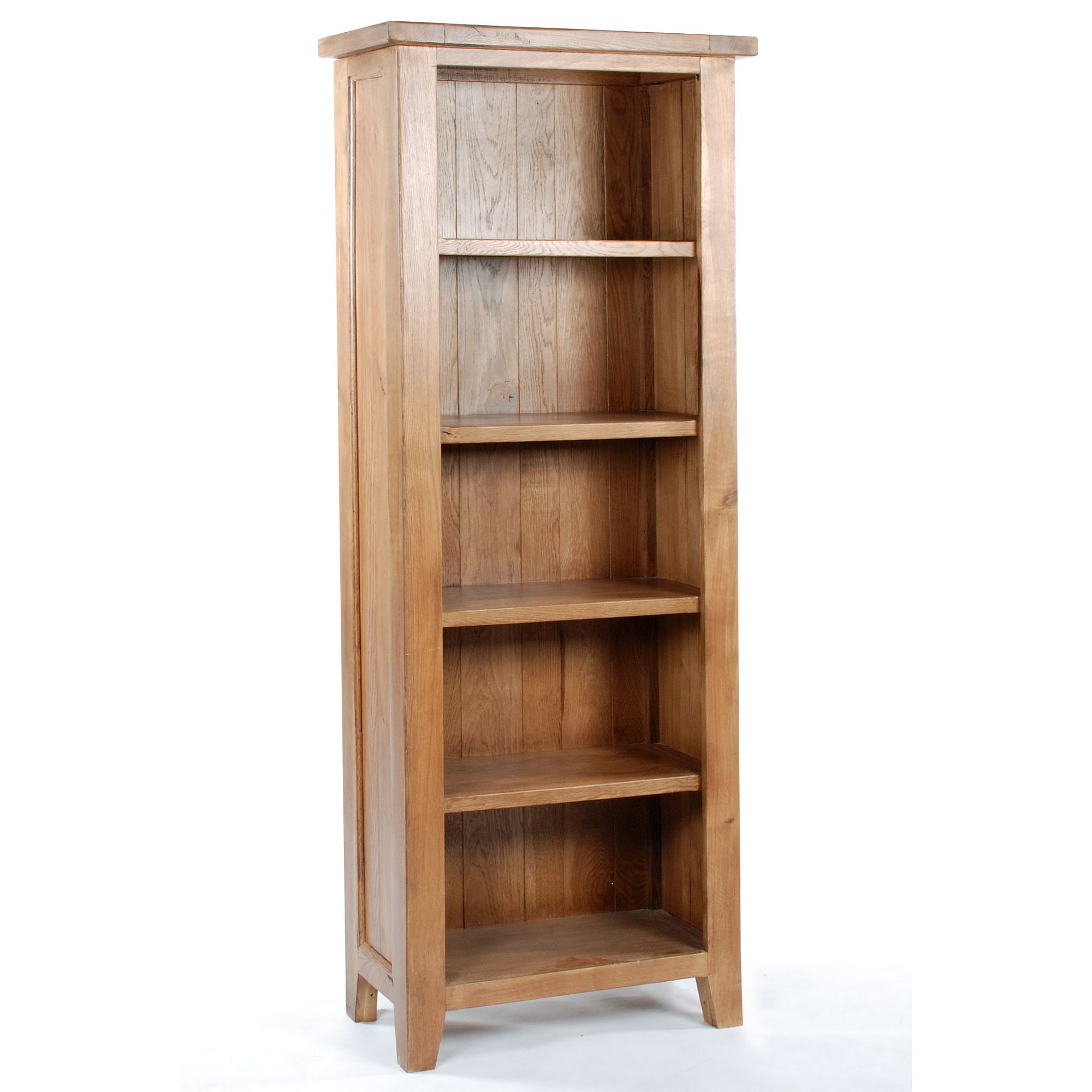 Wiseaction Florence Bookcase - Small at Tesco Direct