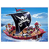 Playmobil Small Pirate Ship
