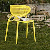 Redi Angel Chair by Archirivolto - Yellow