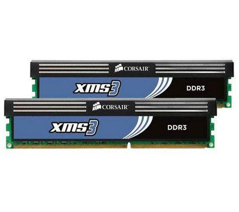 Corsair XMS3 Classic 4GB (2 x 2GB) Memory Kit PC3-12800 1600MHz DDR3 DIMM
