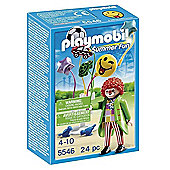 Playmobil Balloon Seller - Dolls and Playsets