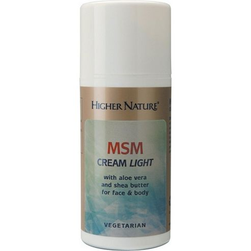 MSM Cream Light (100ml Cream)