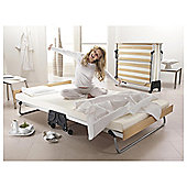 Jay-be Small Double Folding Bed, Ultimate Memory Foam Permanent Sleeper