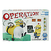 Despicable Me 2 Minion Operation Game