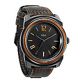 House Of Marley Gents Capsule Leather Watch WM-FA006-MI